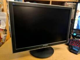 Hyundai N91W 19 inch PC monitor