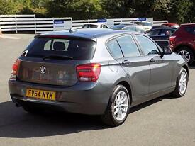 BMW 1 SERIES 2.0 116D SE 5dr 114 BHP * Only 20 RFL * (grey) 2015
