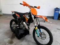 2009 KTM 150 EXC