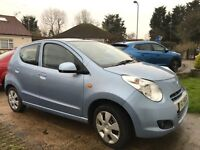Suzuki Alto for sale, low mileage, MOT until Feb 2018, very economical, 2 owners only