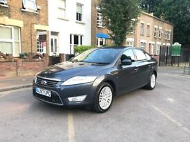 Ford Mondeo 2.0 TDCi Ghia 5dr + FULL SERVICE HISTORY + LEATHER SEATS +