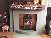 Wood Burner Installation HETAS Approved Engineer