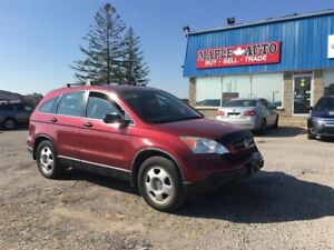 2009 Honda CR-V LX -  NEW WINTER TIRE PACKAGE INCLUDED