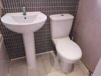 Bathroom Suite & Taps