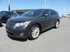 2011 Toyota Venza * CUIR * TOIT * MAGS * 89 000 KM *