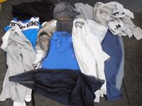 Huge lot of Mens clothes only £20! Sizes L - XL includes lots of brands polo ralph lauren, next, m&s