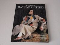 Machine Knitting Pattern Book - Creative Machine Knitting
