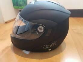 Motorcycle flip lid helmet XL