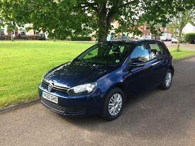 VW GOLF (2010) in Great Condition