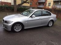 BMW 320d full leather Mot till Oct 17 exclnt condition