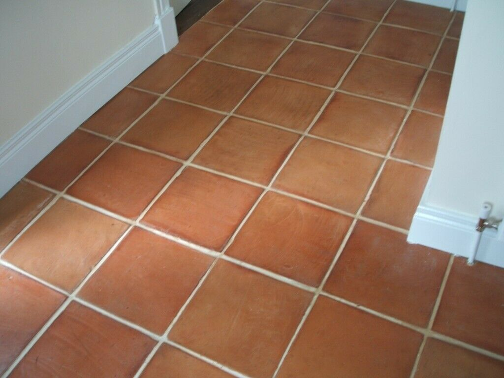 Hand made Terracotta Floor tiles 40 x 40cm | in Portadown, County Armagh |  Gumtree