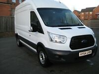 ford transit 350 lwb high roof one owner full service history