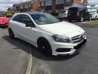Mercedes A200 AMG Line W/Upgrades