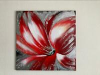 Canvas wall art - square 1m by 1m