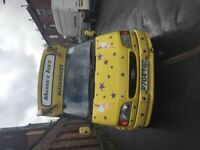 Whitby morrison ice cream van for sale £9500