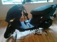 Wk Bike 50cc Moped