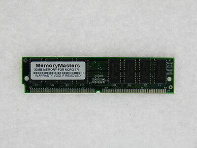 32MB SIMM Memory Korg Triton Classic Studio Rack Extreme Pro X LE TR Sampler RAM