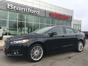 2014 Ford Fusion SE LEATHER