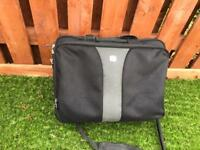 Wenger Swiss guard double laptop bag