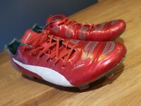 Puma evoPOWER 1.2 Graphic FG Football Boots - Size 9