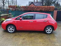 Nissan Leaf 2016 - Low Mileage - Up to 275 MPG equivalent!!