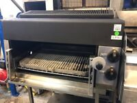 salamander grill with stand LPG
