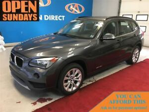 2013 BMW X1 xDrive28i AWD! SUNROOF! FINANCE NOW!