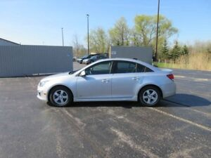 2016 CHEV CRUZE LT RS FWD