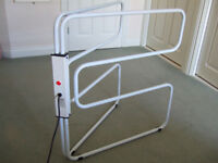 Electric portable plug-in heated clothes towel rail dryer airer