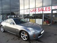 2006 06 NISSAN 350 Z 3.5 V6 3D 277 BHP***GUARANTEED FINANCE***PART EX WELCOME***