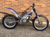Gasgas 250 txt trials bike (reduced price)