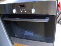 Bosch Integrated fan/conventional oven
