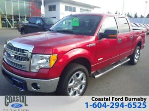 2014 Ford F-150 XLT SuperCrew 4X4 with SYNC