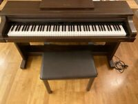 Technics weighted digital piano