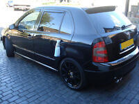 Fabia vRS 190BHP Well Looked After Facelift model