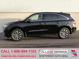 2015 Acura MDX Tech AWD