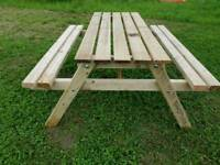 Picnic table/ Benches