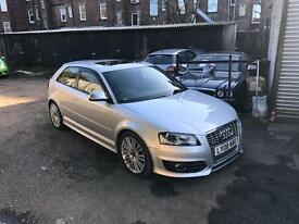 AUDI S3 QUATTRO 8P FACELIFT FULLY LOADED MANUAL IMMACULATE FSH 2KEYS S4 RS6 TTS GTI R