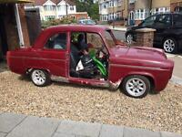 Ford 100e cosworth powered unfinished project