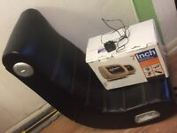Rock star gaming chair