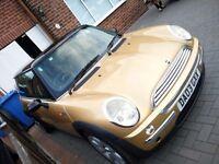 Mini One 2003 Excellent Condition