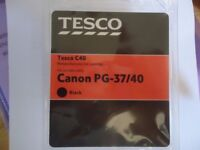 CANON BLACK INK CARTRIDGES