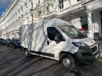 24/7 Man and van removal services
