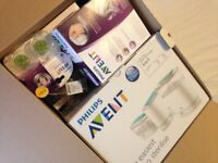 Phillips avent natural starter set