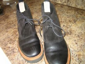 LADIES CLARKS WALKING / or CASUAL BOOTS SIZE 6 1/2