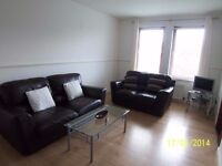 2 bedroom furnished flat in Headland Court near Robert Gordon University, Garthdee
