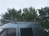 Ford transit roof rack