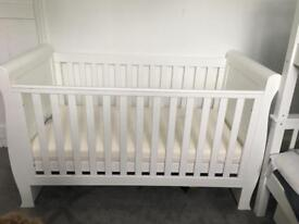 Sleigh COT BED reduced to make space