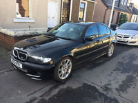 BMW 330i M-Sport *LOW MILEAGE*