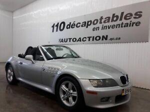 2000 BMW Z3 2.3 L DÉCAPOTABLE